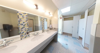 Dorchester Hall - Community Bathroom