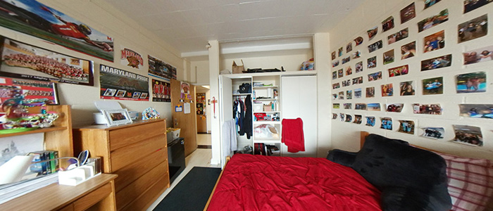 La Plata Hall - Double Room