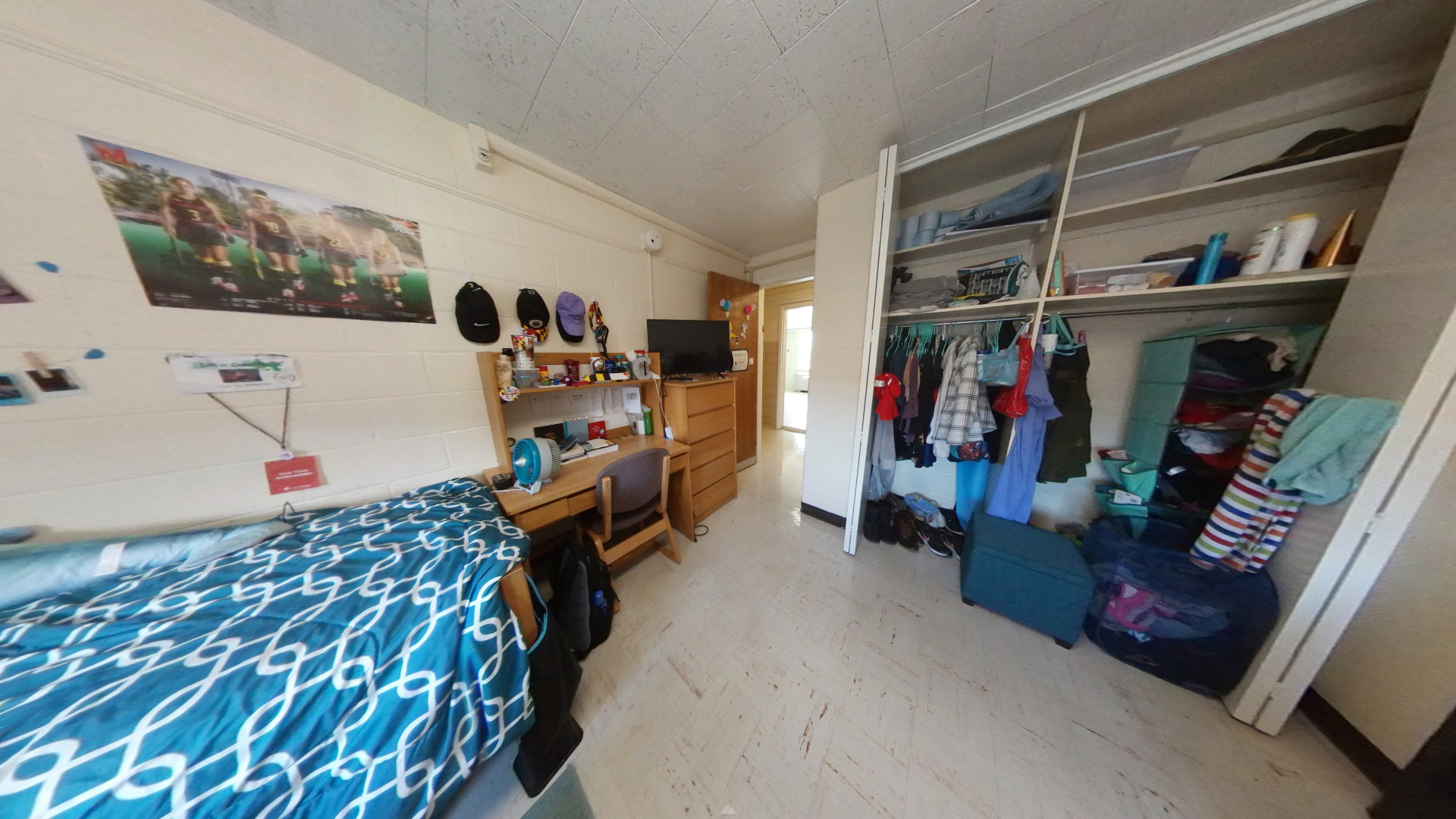 Centreville Hall - Double Room