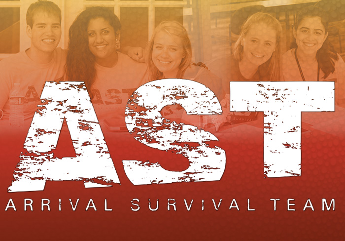 Arrival Survival Team website