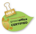 Green Office Certified - Gold Status