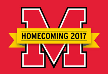 UMD Homecoming 2017 Website