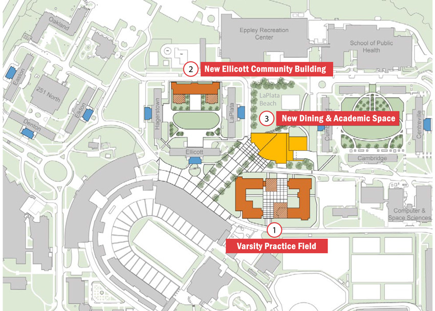 On-Campus Student Housing Strategic Plan: Planned Initiatives on umd griggs hall dorms, umd duluth-area map, umd minnesota campus map,