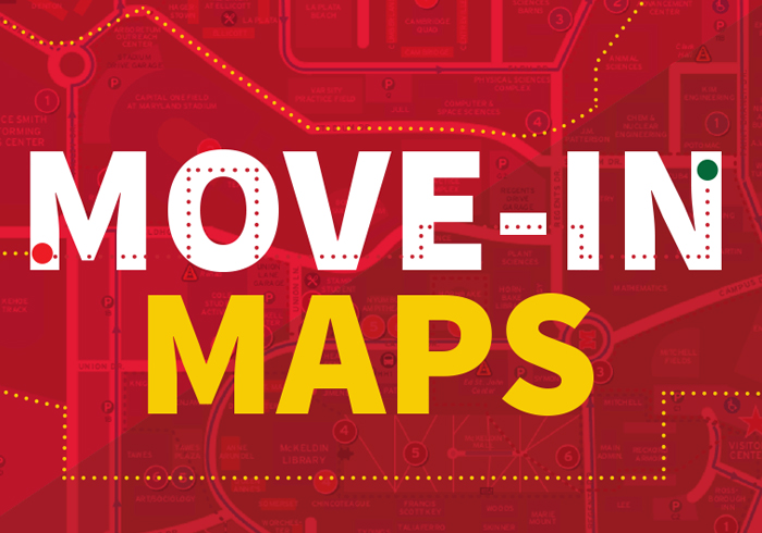 Move-in Maps page