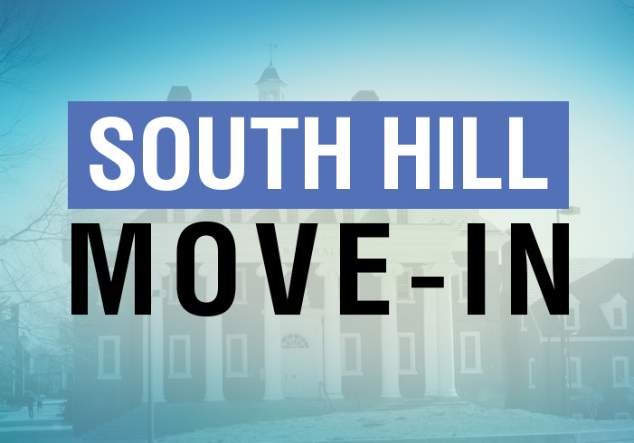South Hill Move-In
