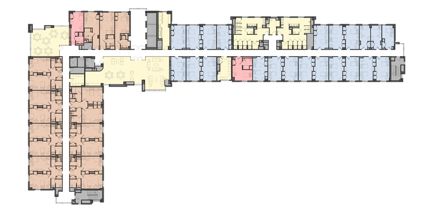 Awesome Architectural Floor Plans #3: Typicalfloorlarge.jpg