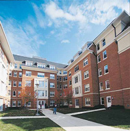 Residence Halls South Campus Commons