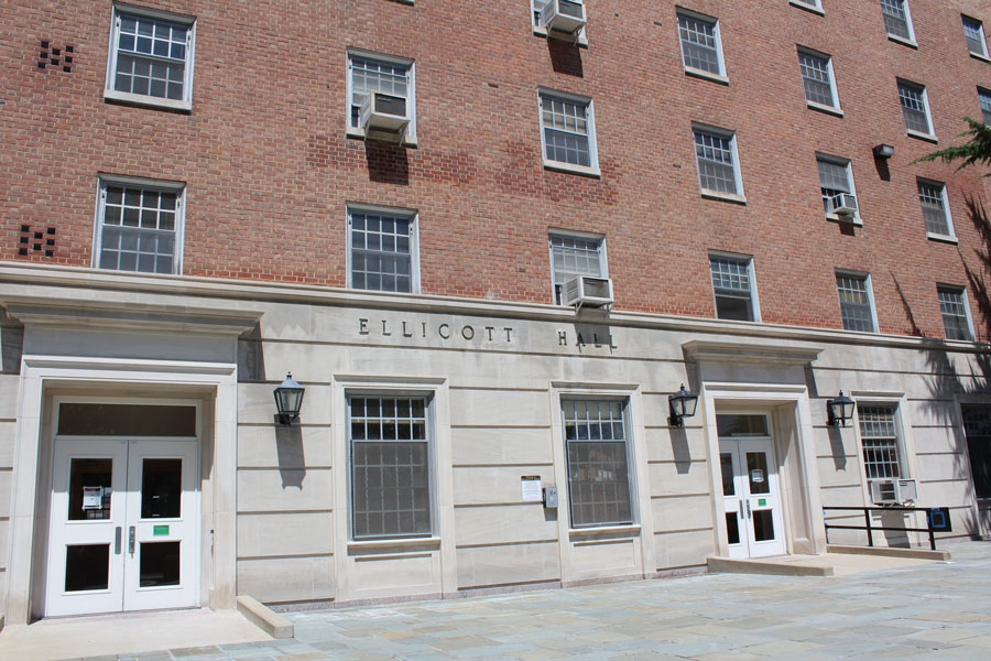Ellicott Hall