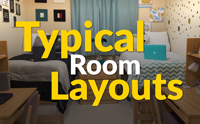 View the Typical Room Layouts page
