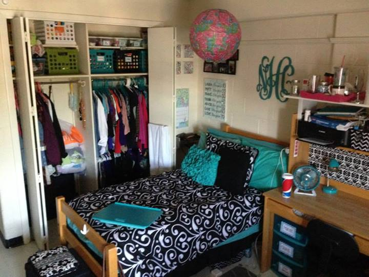 Residence Halls Typical Room Layouts