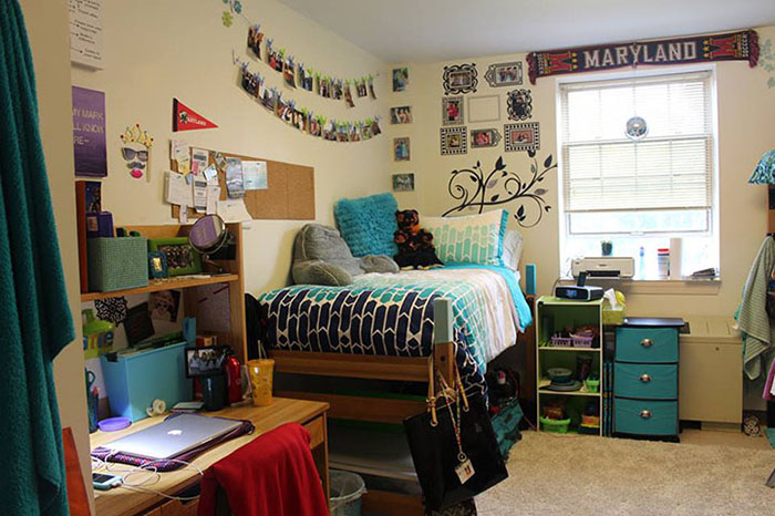 University Of Maryland Dorm Tour