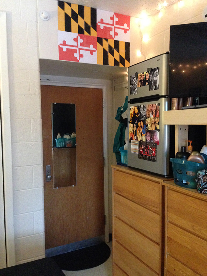 Typical Dorm Room: Typical Room Layouts At The University Of Maryland