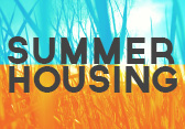 Summer On-Campus Housing
