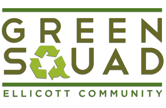 Signup for the Green Squad Newsletter