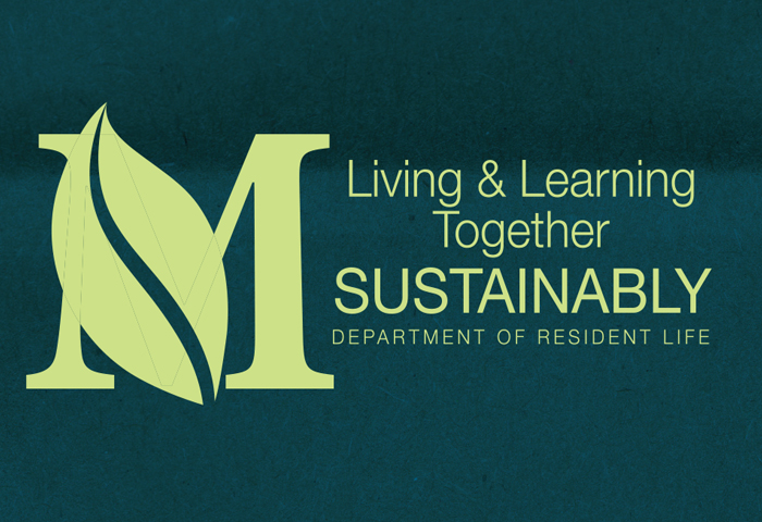 Sustainable Living in the Residence Halls