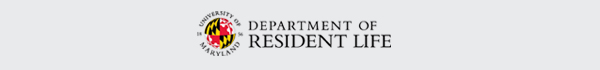 Department of Resident Life